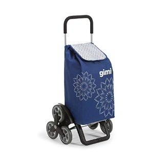 Recensioni dei clienti per Gimi Tris floreale blu Shopping Trolley | tripparia.it