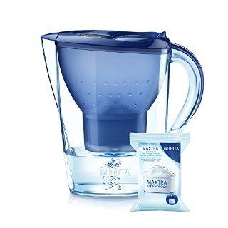 Recensioni dei clienti per Filtro dell'acqua Brita Marella XL blu | tripparia.it