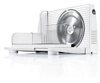 Bosch MAS4201N Affettatrice, colore: Bianco