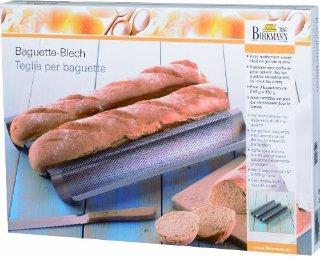 Recensioni dei clienti per Birkmann 210141 piastra baguette, 38,5 x 28 cm | tripparia.it