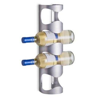 Recensioni dei clienti per Zeller 27365 parete di bottiglie in acciaio inossidabile di 11,5 x 9,8 x 45 cm | tripparia.it