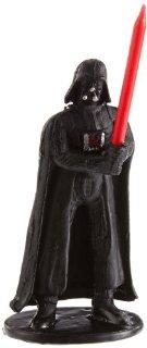 Dekoback 04-10-00169 Candela per torta Darth Vader