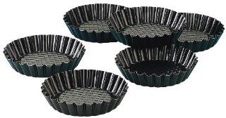 Recensioni dei clienti per Zenker antiaderente acciaio al carbonio Mini torta padelle, 4 pollici di diametro, Set di 6 | tripparia.it