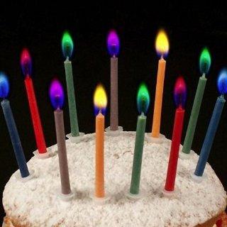 Recensioni dei clienti per Angelo fiamme colorate torta di compleanno Candele x 12 | tripparia.it