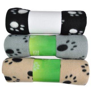 Recensioni dei clienti per DIGIFLEX 3 x grandi coperte in pile morbido per il cane o il gatto, 68 cm x 92 cm | tripparia.it