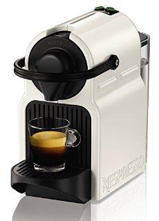 Nespresso Inissia XN1001 macchina per caffè espresso di Krups, colore White