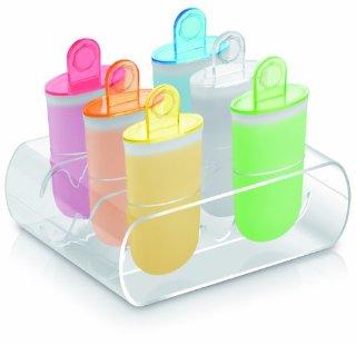 Recensioni dei clienti per Tescoma ghiaccioli maker, per i bambini, 6 pezzi | tripparia.it