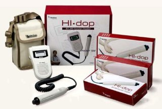 Hi-Dop - Doppler vascolare completo, con sonda 8 MHz