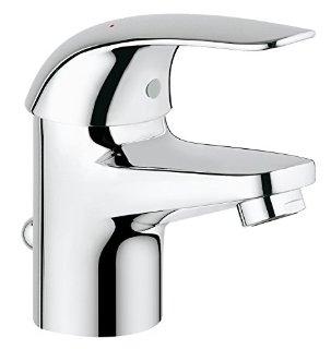 Grohe 23264000 Miscelatore monocomando Swift per lavabo, Cromo