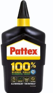 Pattex 1541276 - Colla 100%, 200 g