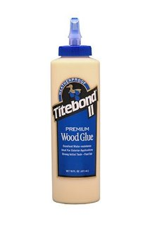 Franklin's Titebond II - Colla per legno, 473 ml