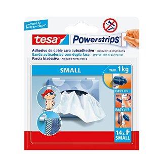 Recensioni dei clienti per Tesa 58560-00000-01 - Confezione da 14 parti piccole strisce gancio | tripparia.it
