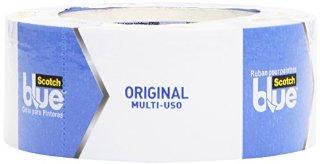 ScotchBlue, Nastro adesivo per tutte le superfici , 48mmx 55m - 2090-2A