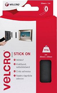 Velcro EC60211 Nastro, Neo, 20 mm x 1 m
