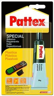 Pattex 1479384 Adesivo per Plastica 30 g